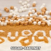 Sugar arrangement